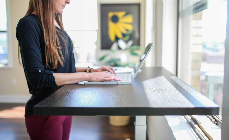 ergonomic home office